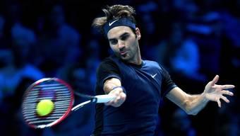 Federer bezwingt Djokovic und steht im Halbfinal.