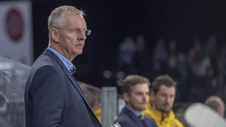 Der Versuch des SCB, die Zeit anzuhalten: Kari Jalonen bleibt Trainer des kriselnden Meisters.