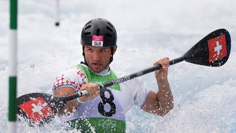 Zehn Jahre nach seiner ersten und bisher einzigen WM-Medaille kämpft Mike Kurt ab heute in Prag um den Titel. Keystone/Archiv