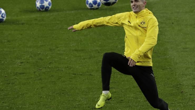 Christian Pulisic wechselt im Sommer von Borussia Dortmund zu Chelsea