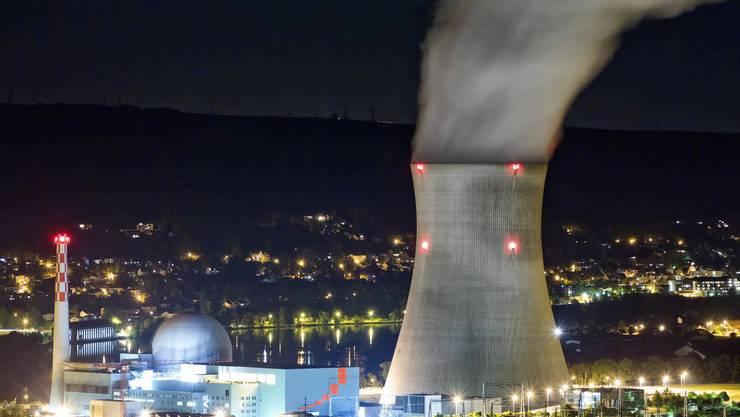 Wohin bloss mit dem atomaren, verstrahlten Müll?