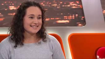 Nora Jäggi: «Ich fühle mich wirklich super, ich bin in Topform»