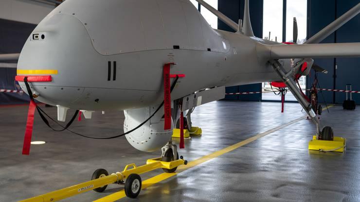 Das Parlament hatte 2015 einem Kredit von 250 Millionen für die neuen Hermes-Drohnen zugestimmt.