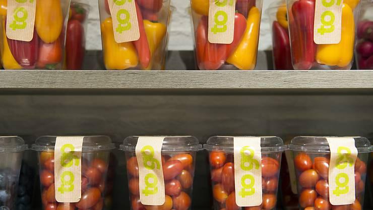 In Coop-Regalen werden ab 2017 keine Cherry-Tomaten aus der Westsahara mehr zu finden sein. (Symbolbild)