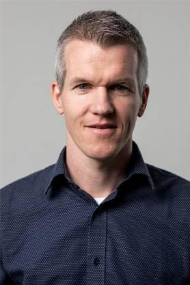 Marco Wächter ist neu CBAG-Verwaltungsrat. big