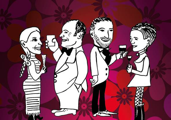 Noch bis am 2. Februar ist im Theater Altdorf in Uri das Regiedebüt «Pippin» von Rolf Sommer zu sehen. Das erfolgreiche Broadway-Musical von Stephen Schwartz wird von der Theatergruppe «Eigägwächs» im Urner-Dialekt, aber mit hochdeutschem Gesang gespielt. Karten sind unter www.eigaegwaechs.ch erhältlich. Am 29. Januar feiert im Theater am Hechtplatz das Stück «My Sohn, nimm Platz» Premiere (Bild oben). Es ist die zweite Regiearbeit von Sommer und eine Hommage an die Kabarettisten Cés Keiser und Margrit Läubli. Sommer ist selbst neben Anikó Donáth, Charlotte Heinimann und Roland Herrmann auf der Bühne zu sehen. Das Stück wird an jedem Montag bis am 5. März gespielt. Karten sind unter www.theaterhechtplatz.ch erhältlich. (ddi)
