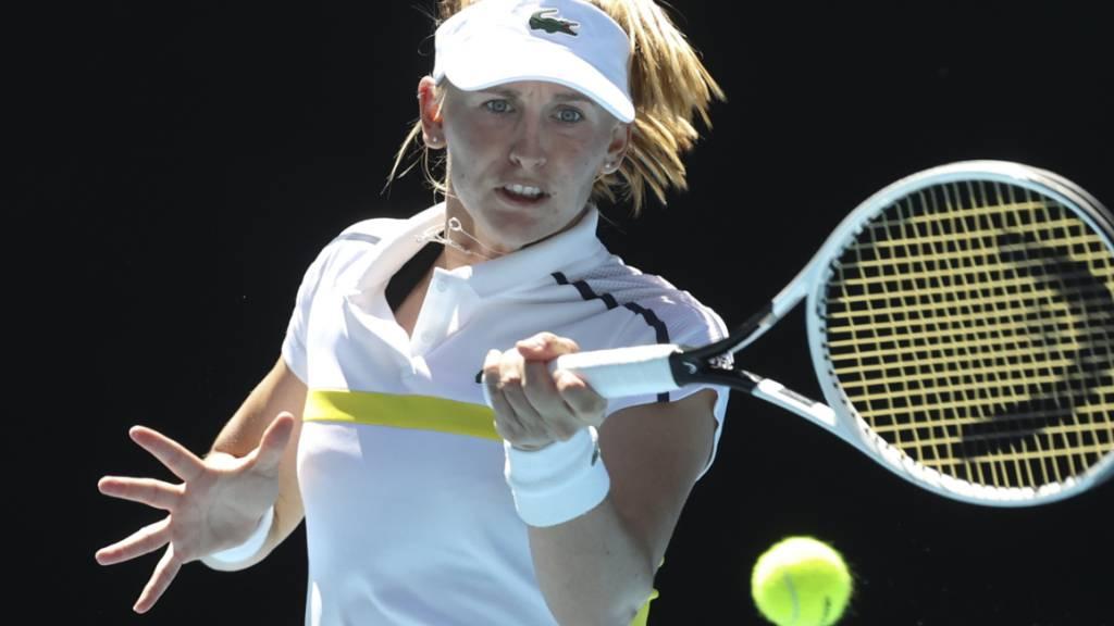 Jil Teichmann verliert in Dubai den Halbfinal, wird aber trotzdem immer besser und besser