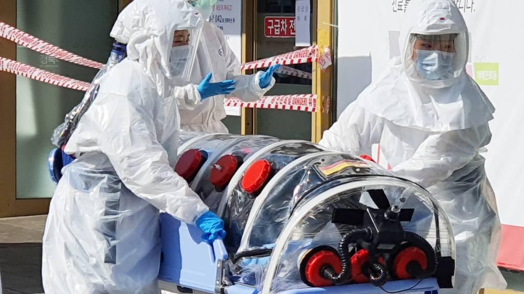 Zahl neuer Coronavirus-Fälle auf tiefstem Stand seit einem Monat