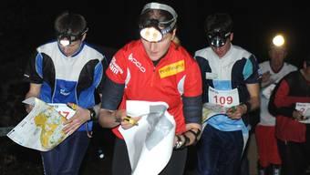 Äusserst beliebt: Der Nacht-OL in Lenzburg dürfte in diesem Jahr mit einer Rekordbeteiligung ausgetragen werden. (wr)