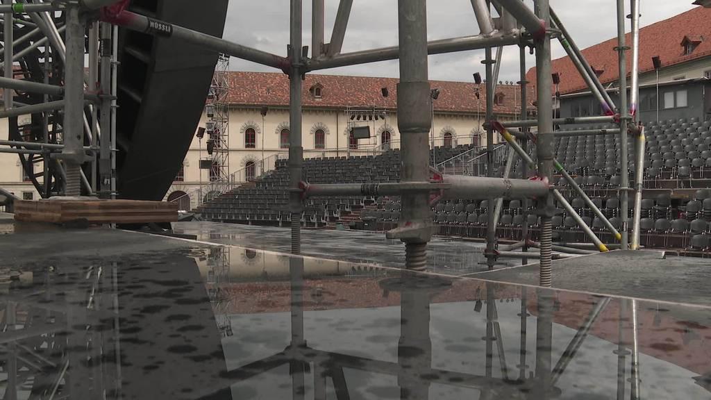 St.Galler Festspiele: Notre Dame vor Premiere