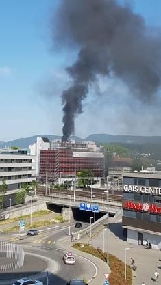 Laut der Polizei ist der Brand auf Fahrlässigkeit bei der Ausführung der Sanierungsarbeiten zurückzuführen.