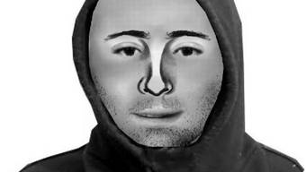 Die Polizei sucht diesen Mann. Sachdienliche Hinweise werden mit 2000 Franken belohnt.