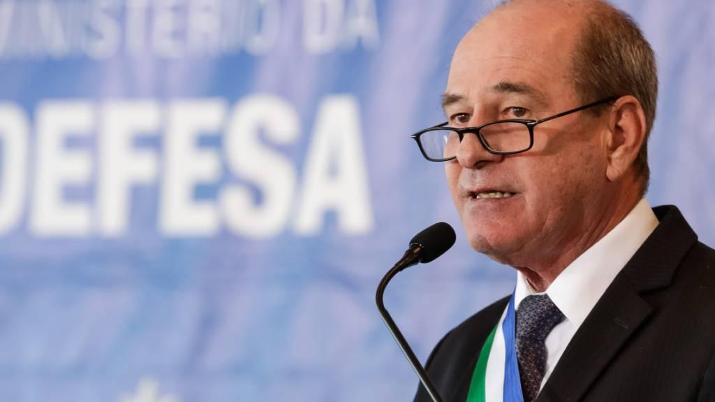 Brasiliens Verteidigungsminister Azevedo räumt seinen Posten