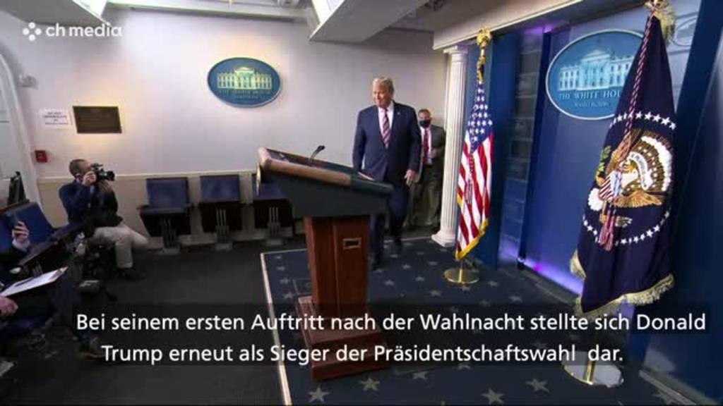 Trump äussert wilde Vorwürfe
