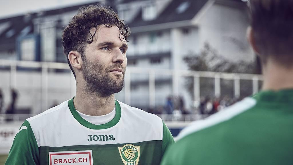 Daniel Fanger beendet seine Karriere im Kleinfeld