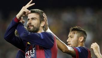 Die erste Runde in der Champions League