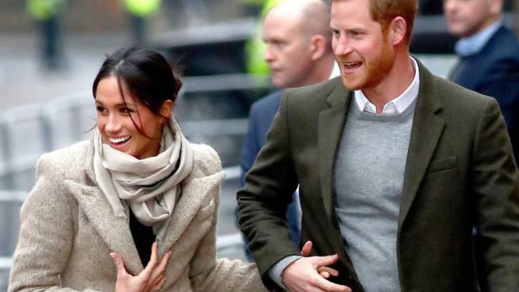 Hochzeitstorte Von Harry Und Meghan Schmeckt Nach Fruhling People