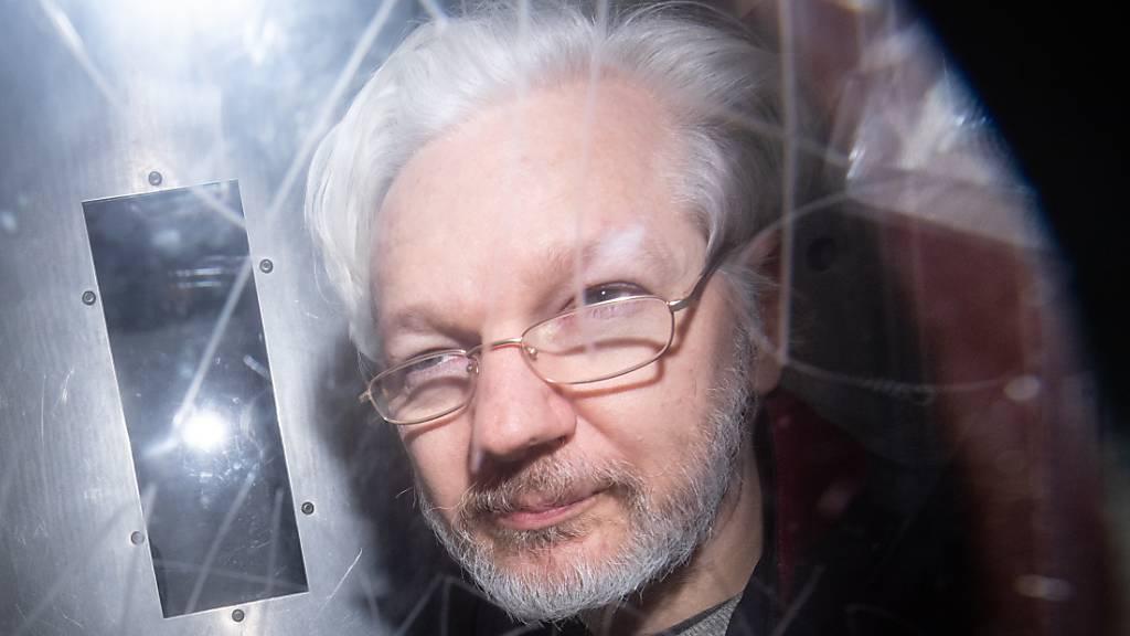 Wikileaks-Gründer Julian Assange ist suizidgefährdet