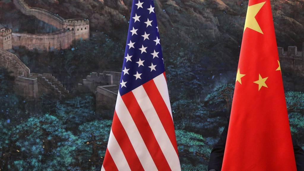 China wirft G7 «Einmischung» vor - «Verdreht Fakten»