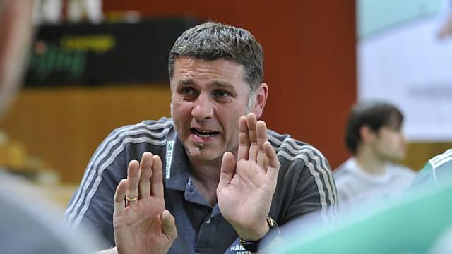 """Thun-Trainer Martin Rubin: """"Wir haben nichts  zu verlieren."""""""