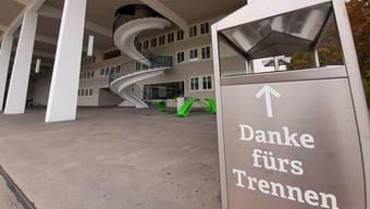 Die Berufsfachschule BBB Martinsberg in Baden.