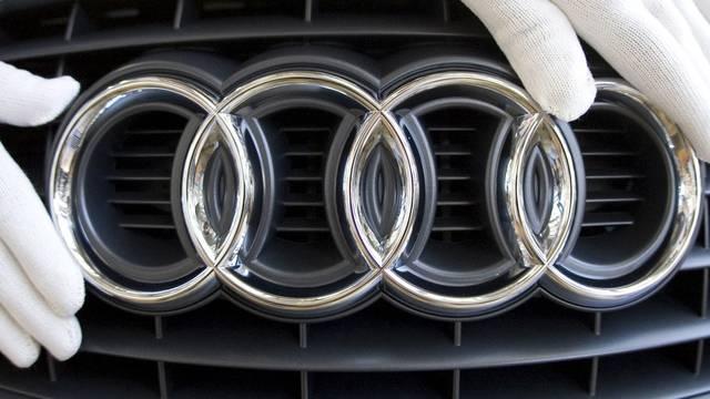 Audi kann einen guten Jahresabschluss präsentieren