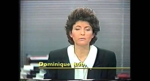 Tagesschau vom 12. November 1989 – Abstimmungsergebnis