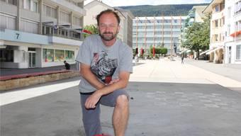 Roland Streit organisiert zusammen mit seinem OK nunmehr zum fünften Maldas «Sommer Gospel» auf dem Marktplatz.
