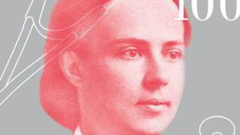 Die Post ehrt mit einer Sonderbriefmarke Marie Heim-Vögtlin, die erste Ärztin der Schweiz.