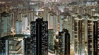 (c) Georg Aerni, TV Time, Hong Kong # 1841-1, Tsz Wan Shan, 2000, Eigentum Kanton Zürich.