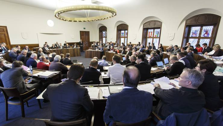 Viele Kantonsrätinnen und Kantonsräte rückten während der Legislatur nacht. (Archiv)