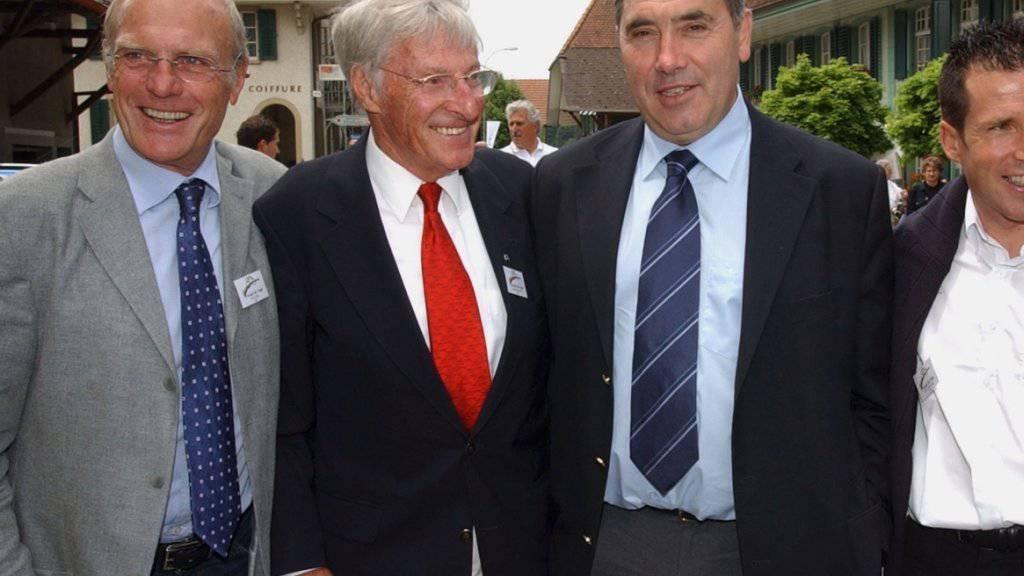 Rudi Altig (links) ist tot