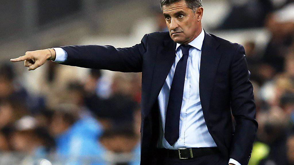 Michel gibt neu bei Malaga die Richtung vor