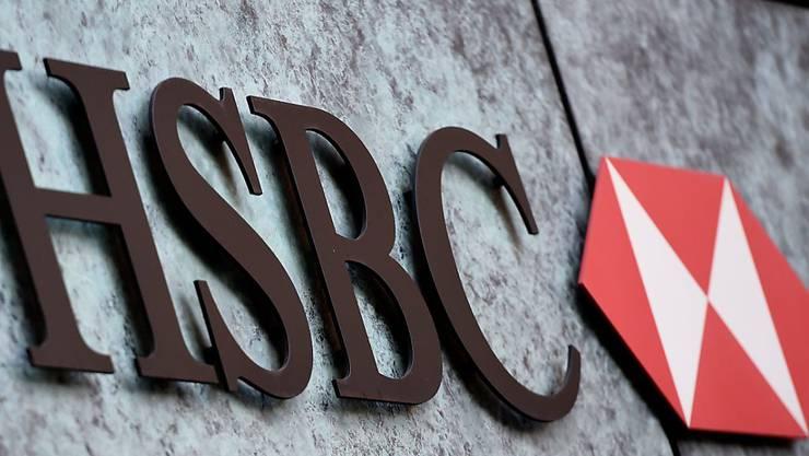 Die britische Bank HSBC zahlt in den USA 470 Millionen Dollar und legt damit einen Streit um die Vergabe von Krediten an Hausbesitzer bei. (Symbolbild)