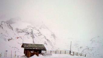 In Zermatt windete es heftig.