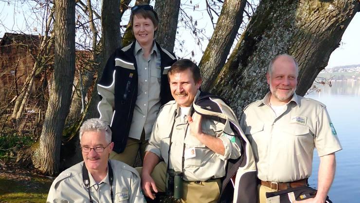Die Hallwilersee-Ranger werden ihre Arbeit im nächsten Jahr unter der Trägerschaft eines neuen Vereins fortsetzen. tf
