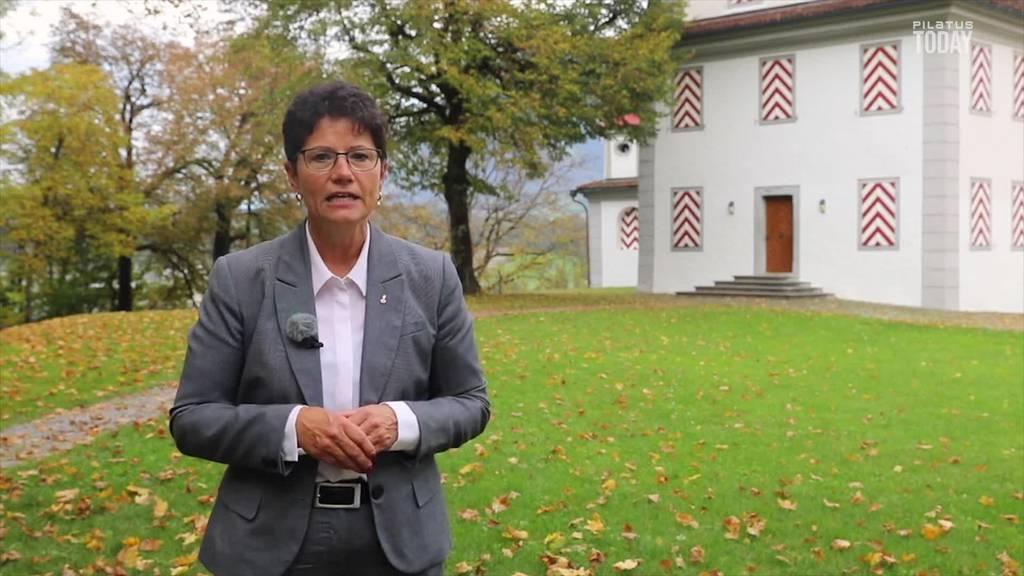 Regierungsrätin fordert Bevölkerung zu Kooperation auf