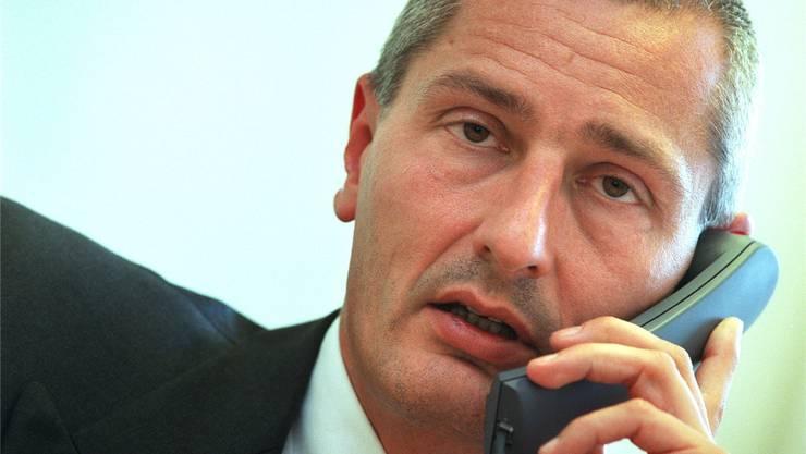 Ex-Botschafter und Ex-Geheimdienstler Jacques Pitteloud wird von der Justiz im Stich gelassen.