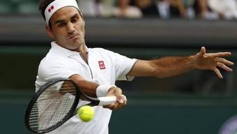 Roger Federer - Matteo Berrettini (08.07.2019)