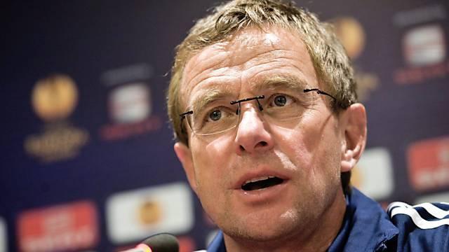 Rücktritt nach sechs Monaten: Ralf Rangnick