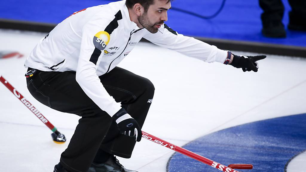 Schweizer Curler nach Totomat-Entscheidung weiter