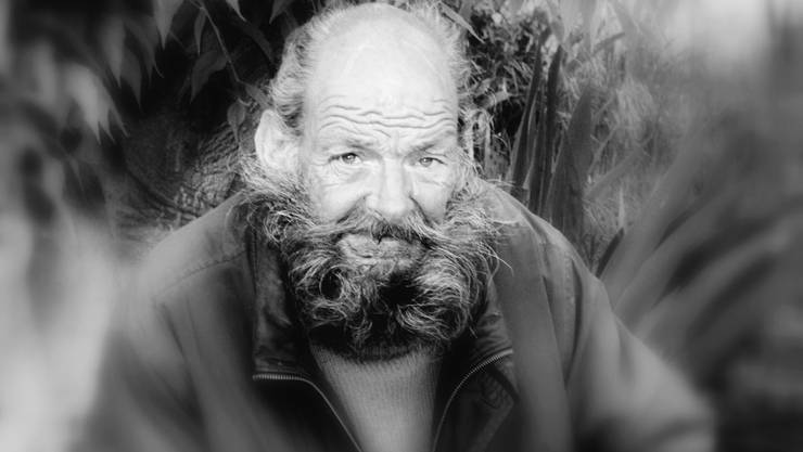 Der Basler Rolf Bantle, fotografiert im Jahr 2008 in Mailand.