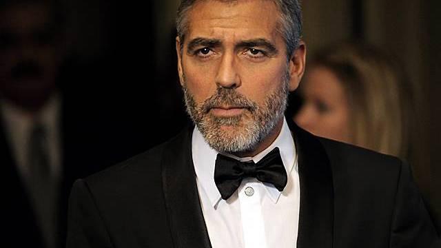 George Clooney liebt seinen Job (Archiv)