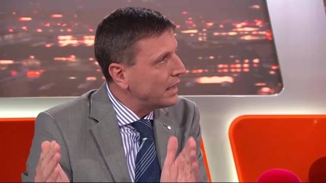 TalkTäklich: Das Statemtent von Franz Immer