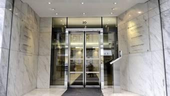 Eingang zum Sitz von Core Capital Partners in Zürich (Archiv)