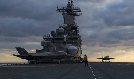 USA verlegen wegen Iran-Konflikts Kriegsschiff in Nahen Osten