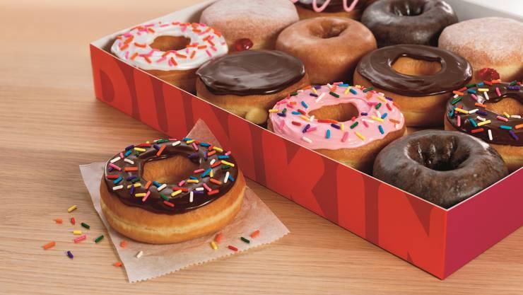 Dunkin' Donuts kommt in die Schweiz: In Basel wird die erste Filiale eröffnet.