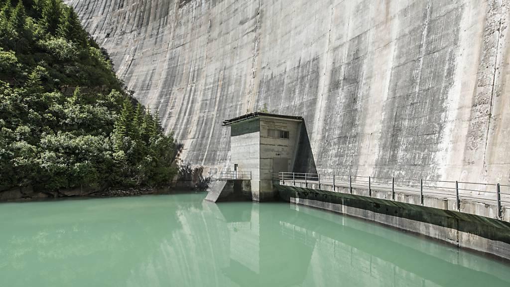 Bündner Regierung: Erhalt der Wasserkraft hat Priorität