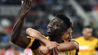 Steht unmittelbar vor einem Wechsel von den Young Boys zum VfB Stuttgart: Sékou Sanogo