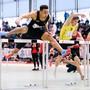 Jason Joseph - hier an den Schweizer Hallenmeisterschaften im Februar - sicherte sich in Zofingen den nationalen Freiluft-Titel mit Schweizer Rekord